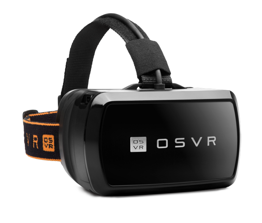 Razer OSVR mount display
