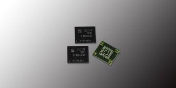 Samsung 128GB eMMC 5.0 Memory