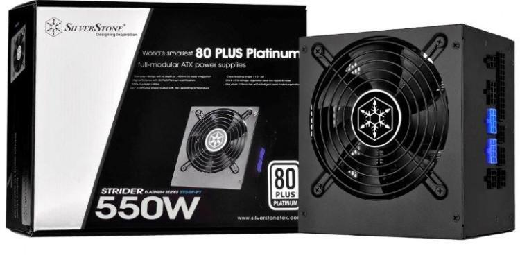 SilverStone Strider Series Platinum 550W
