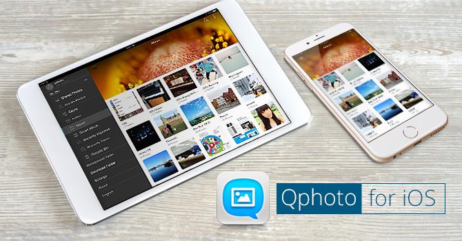 Qnap Qphoto iOS