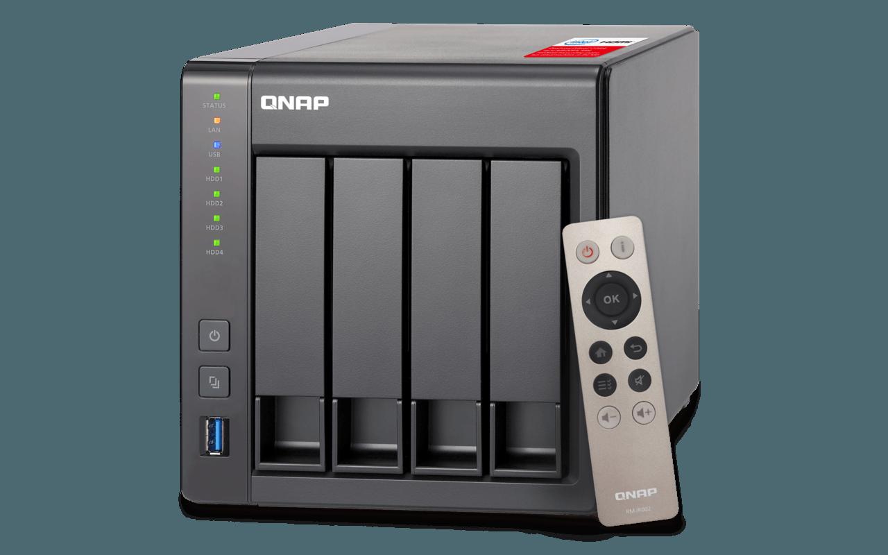 QNAP TS451+