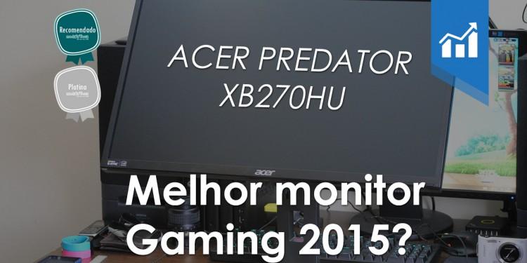 ACER - Predator XB270HU