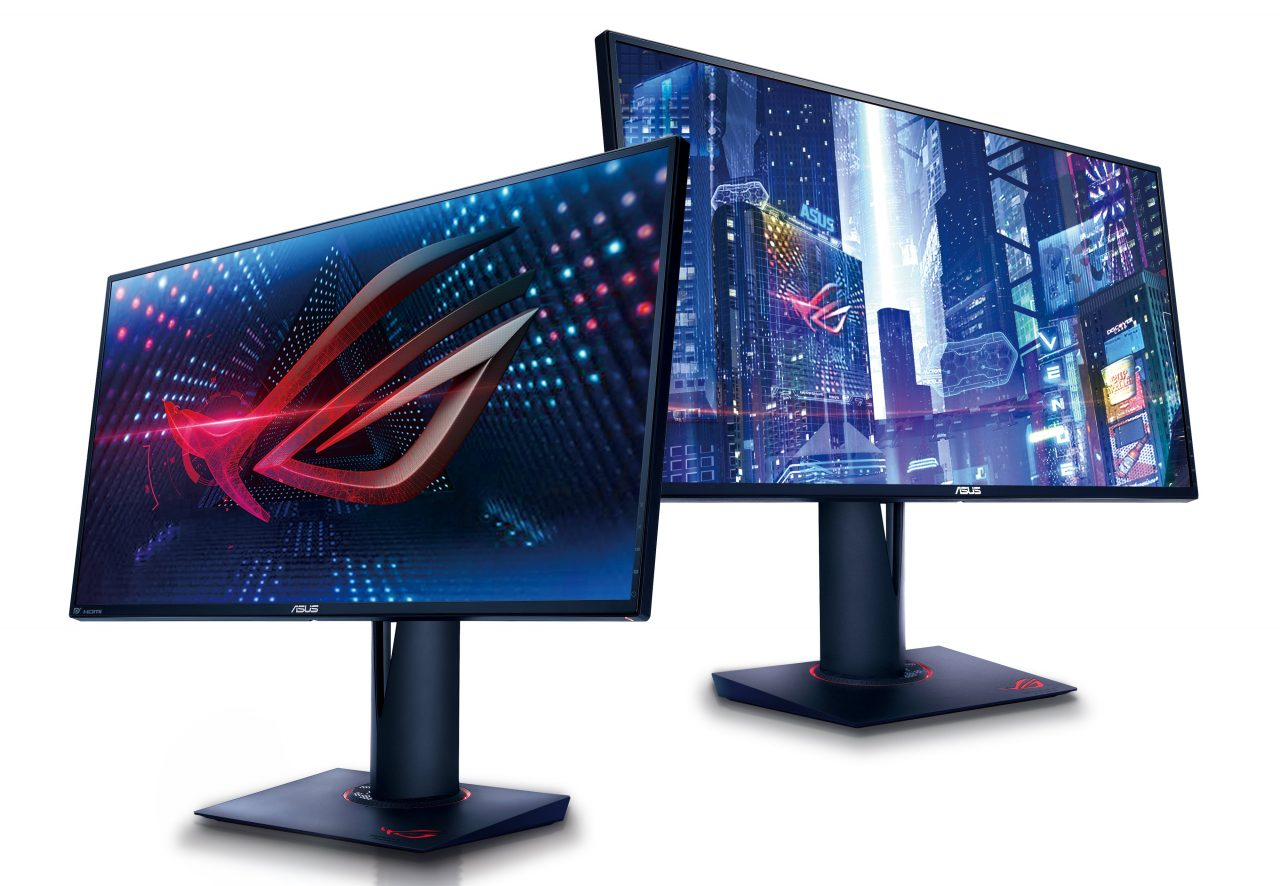 ASUS ROG Swift PG279Q+PG27AQ
