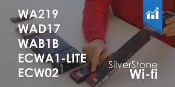SilverStone Wifi Header