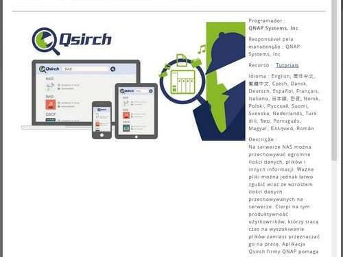QNAP Qsirch 2.1