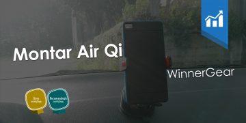WinnerGear Montar Air Qi