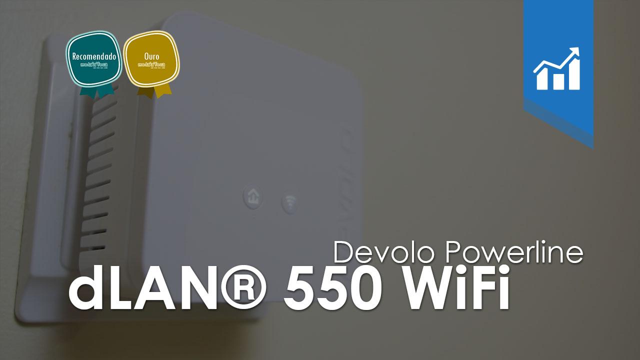 devolo 550 wifi capa