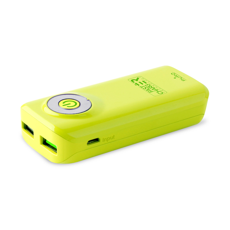 Power bank 40 verde