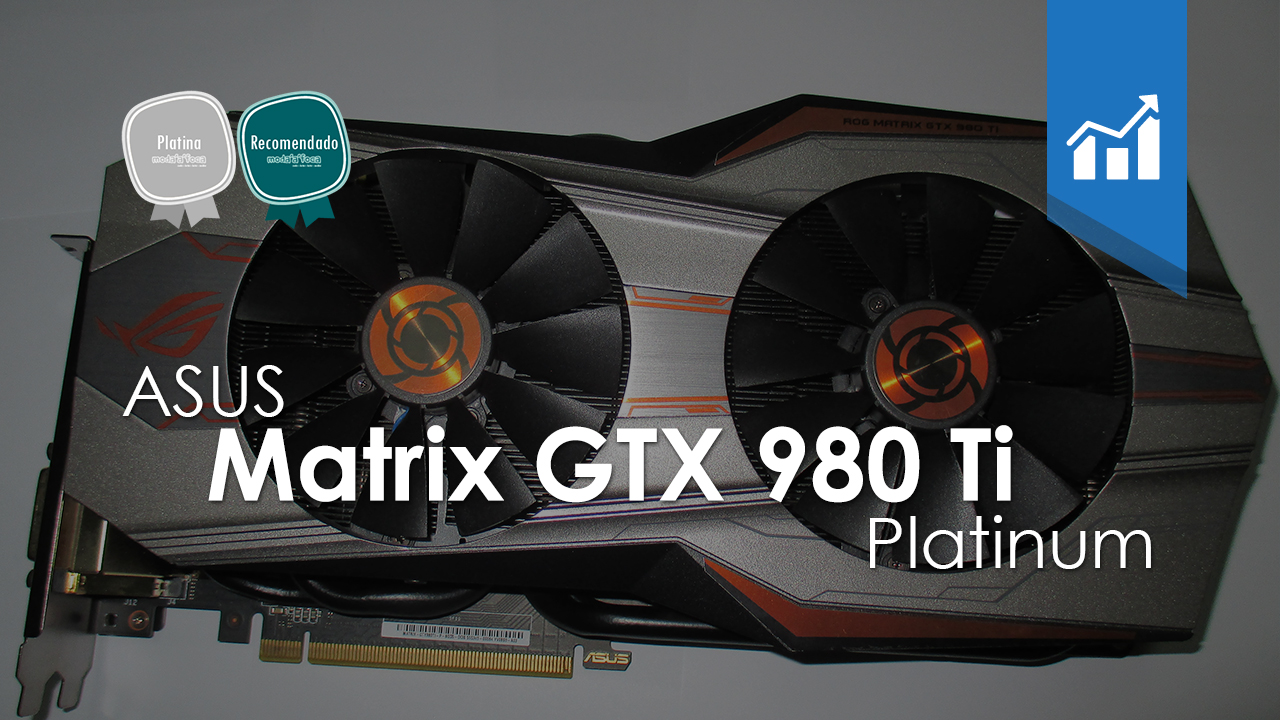 ASUS - ROG Matrix 980 Ti Platinum