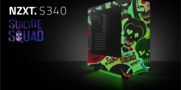 NZXT S340 Suicide Squad