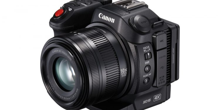 Canon XC15