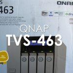 QNAP - TVS-463