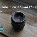 Pentax SMC Takumar 55mm f/1.8