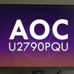 AOC U2790PQU