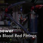 Bitspower Deep Blood Red