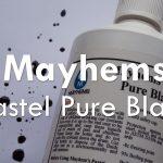 Mayhems Pastel Pure Black